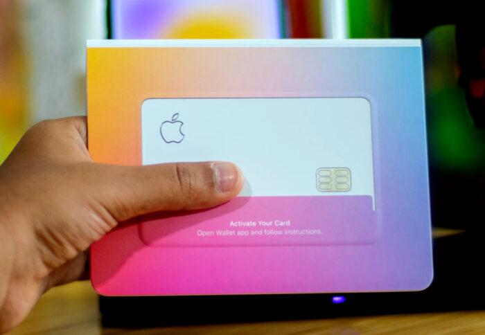 Apple cardがついに日本上陸間近!2%現金のキャッシュバック