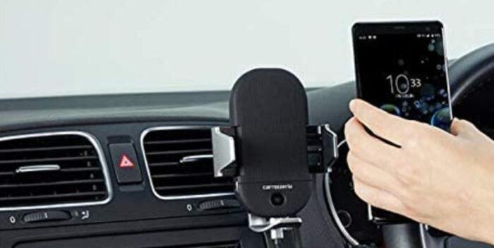 iPhone 11用の車載ワイヤレス充電器おすすめ3選!パッド型・スタンド(ホルダー)型 / 快適・便利でおしゃれに