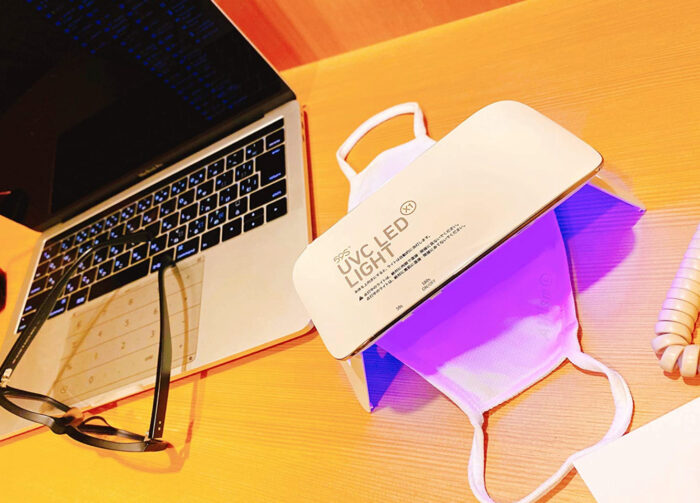 【プレゼントにも】UV(紫外線)除菌グッズおすすめ8選!スマホ・マスク・歯ブラシ