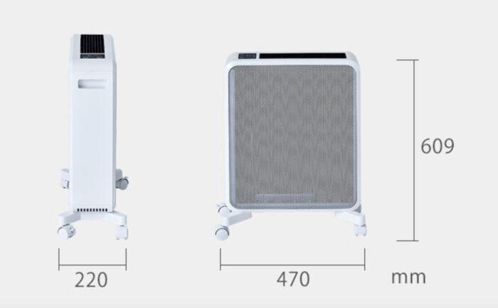 【口コミ・評判】ケノンヒーターは乾燥しない?遠赤外線で体の芯から温める | ペット・子供も安心設計